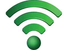 Free WIFI for hostel users